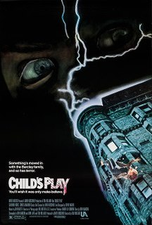 <i>Childs Play</i> (1988 film) 1988 horror film directed by Tom Holland