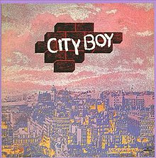 City Boy debut album cover.jpg