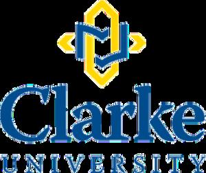 Clarke University - Image: Clarke University logo