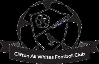 Clifton All Whites F.C. Association football club in England