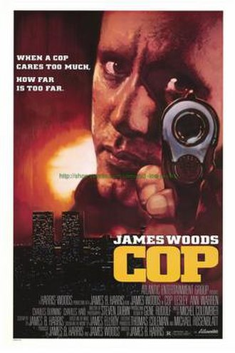 Cop (film) - Theatrical release poster