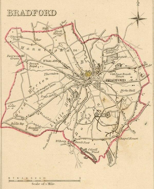 Creighton bradford 1835