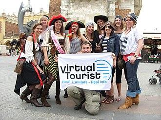 Virtualtourist - VT member meet in Krakow