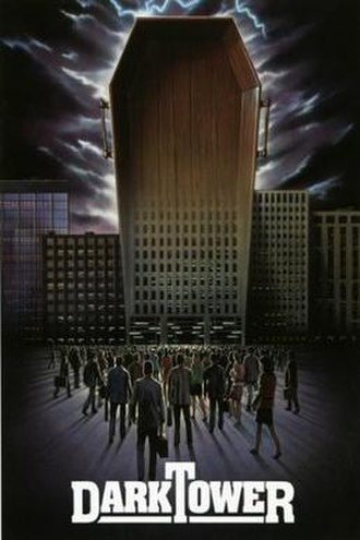 Dark Tower (1987 film) - Image: Dark Tower (1989 film)