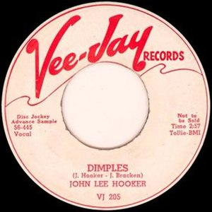 Dimples (song) - Image: Dimples single cover