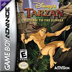 Disney's Tarzan: Return to the Jungle