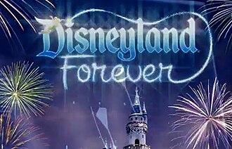 Disneyland Forever - Image: Disneyland Forever (logo)