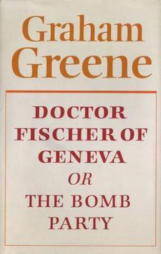 Doctor Fischer of Geneva - First edition cover