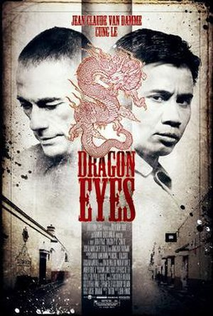 Dragon Eyes - Official film poster