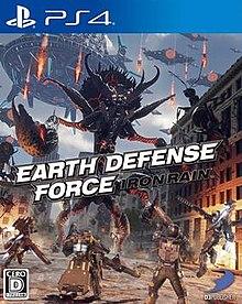 Earth Defense Force: Iron Rain - Wikipedia