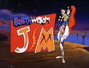Earthworm Jim (TV series) - Image: Earthworm Jim