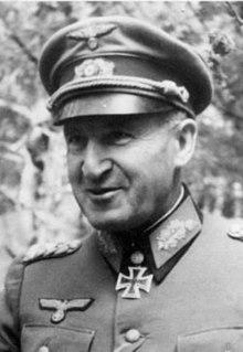 Erhard Raus German general