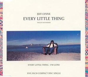 Every Little Thing (Jeff Lynne song) - Image: Every Little Thing lynne