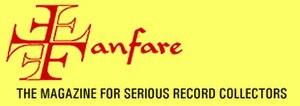 Fanfare (magazine) - Image: Fanfare magazine logo