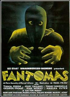 <i>Fantômas</i> (1932 film) 1932 film