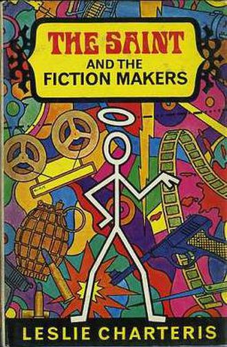 The Saint and the Fiction Makers - First UK edition