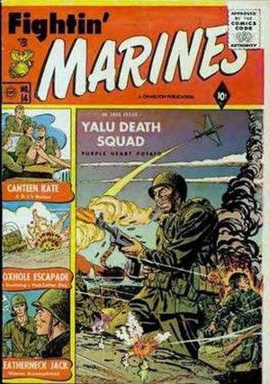 Fightin' Marines - Image: Fightin Marines 14