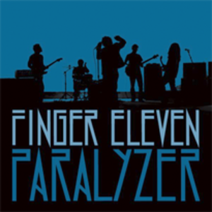Paralyzer - Image: Finger eleven paralyzer