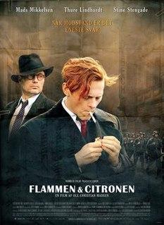 <i>Flame & Citron</i> 2009 film by Ole Christian Madsen
