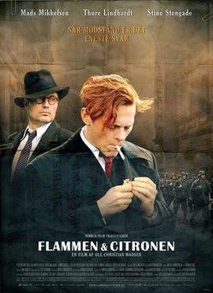 Flame & Citron - Image: Flammen & Citronen