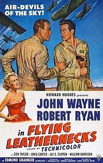 <i>Flying Leathernecks</i> 1951 film by Nicholas Ray