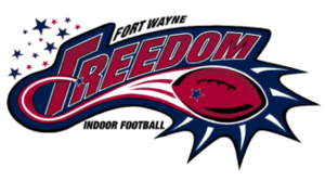 Fort Wayne Freedom - Original logo of the Freedom.