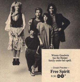 <i>Free Spirit</i> (TV series)