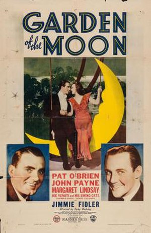 Garden of the Moon (film) - Theatrical release poster