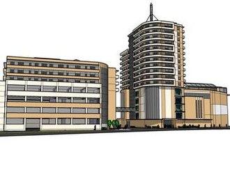 Dana Complex - Image: Golescu 1
