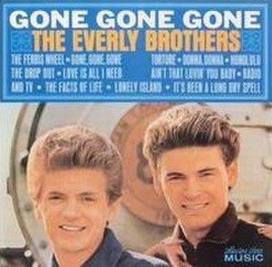 Gone Gone Gone (album) - Image: Gonegonegone