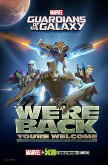 Guardians of the galaxy tv series wikipedia the free encyclopedia