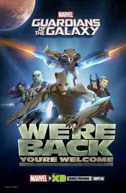 Marvel Guardians of the Galaxy Season 1 Hindi Episode