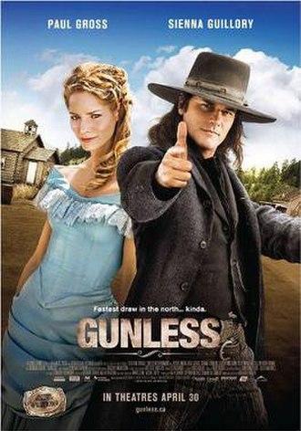 Gunless - Image: Gunless film