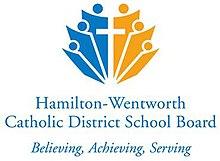 Hamilton-Wentworth Catholic District School Board - Wikipedia