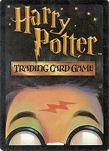 harry potter trading card game wikipedia