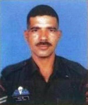 Havaldar Gajender Singh - Image: Havildar Gajender Singh