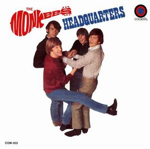 Headquarters (album) - Image: Headquarters The Monkees