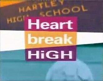 Heartbreak High - Title card