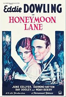 <i>Honeymoon Lane</i> (film) 1931 film