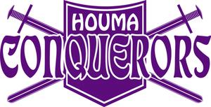 Houma Conquerors - Image: Houma Conquerors