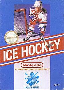 Ice Hockey 1988 Video Game Wikipedia