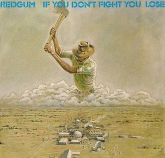 If You Don't Fight You Lose - Image: Ifyoudontfightyoulos ecover