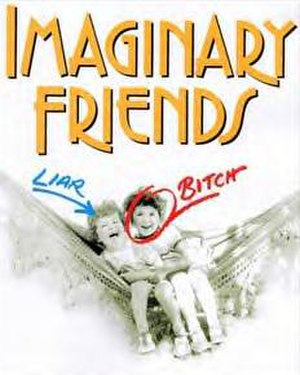 Imaginary Friends (play) - Image: Imaginary Friends Poster