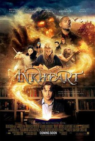 Inkheart (film) - Theatrical release poster