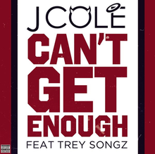 J. Cole featuring Trey Songz — Can't Get Enough (studio acapella)
