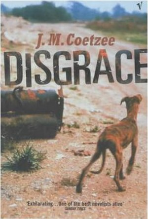 Disgrace - First UK edition cover