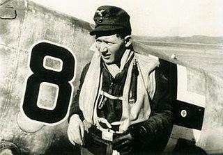 Jakob Norz German World War II fighter pilot