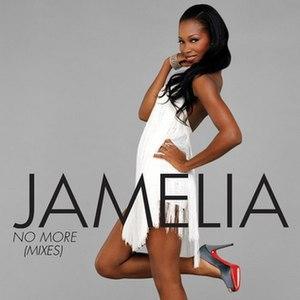 No More (Jamelia song) - Image: Jamelia No More