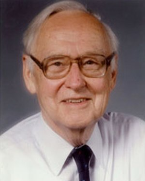 James F. Crow - James F. Crow in 2009