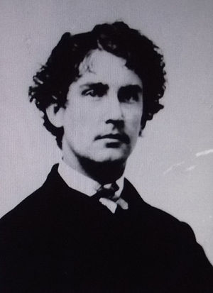 John Haley Bellamy - John Haley Bellamy, circa 1856